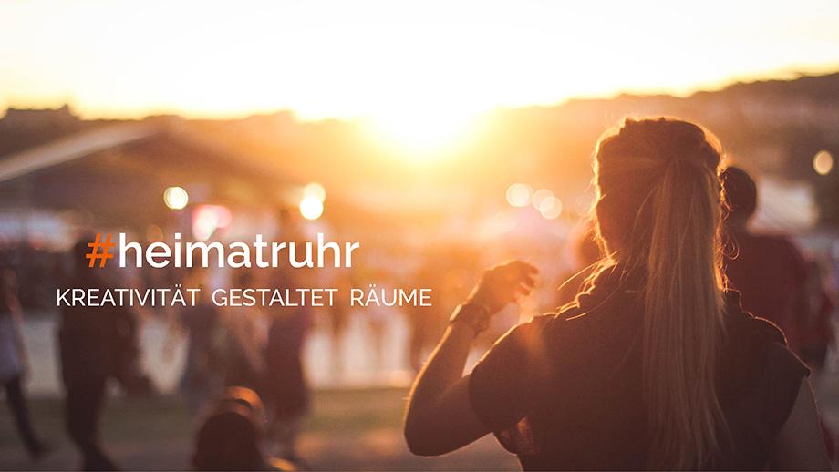 #heimatruhr: Kultur- und Kreativschaffende gestalten Heimat im Ruhrgebiet