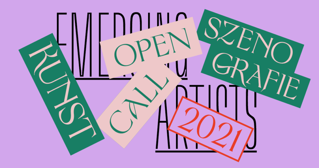 Emerging Artists Dortmund IV – Open Call Szenografie