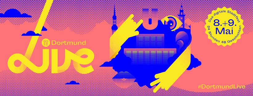 'Dortmund.Live' streamt am 8. und 9. Mai Geschichten aus der Stadt