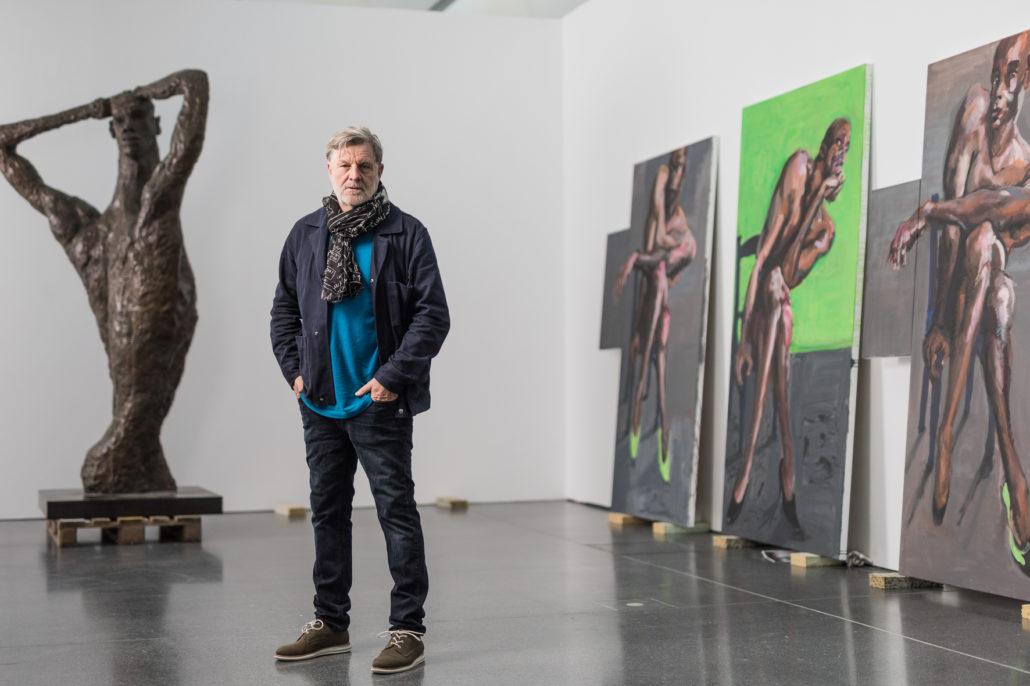 Dortmunder U: 360-Grad-Rundgang Rainer Fetting