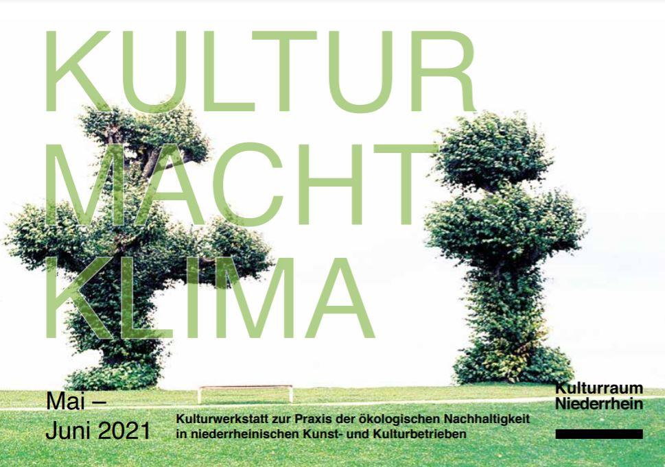 Kultur macht Klima
