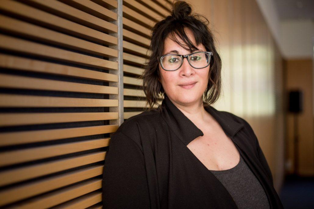 """Literarisches """"Meet and Greet"""" mit Stadtbeschreiberin Anna Herzig"""