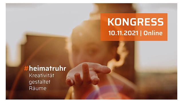 Kongress #heimatruhr am 10. November