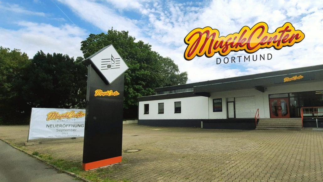 Eröffnung: Musikcenter Dortmund